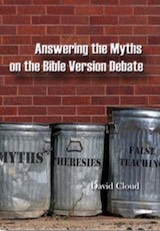 Answering the Myths on the Bible Version Debate