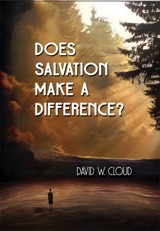 Does Salvation Make a Difference?