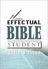 Effectual Bible Student