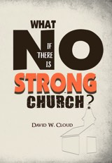 What if There Is No Strong Church?