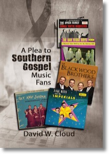 A Plea to Southern Gospel Music Fans