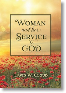 Woman and Her Service to God