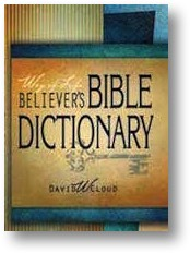 Believers Bible Dictionary by David Cloud