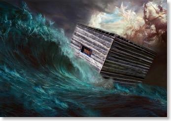 Utnapishtim Flood Pagan Flood Myt...