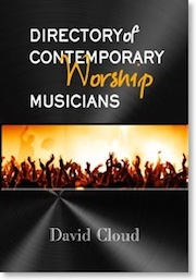 Photo of the book Directory of Contemporary Worship Musicians